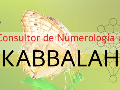 CONSULTOR DE CÁBALA Y NUMEROLOGÍA
