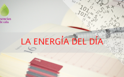 NUMEROLOGÍA 3-LA ENERGÍA DEL DÍA