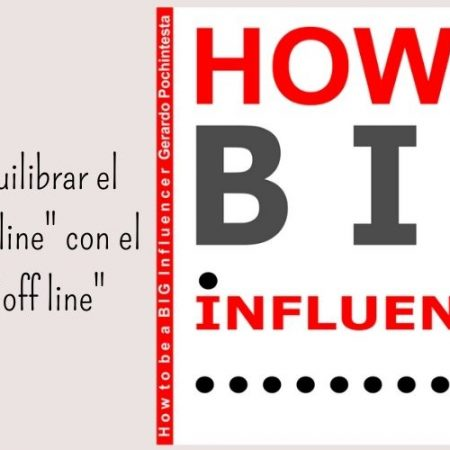 HOW TO BE A BIG INFLUENCER